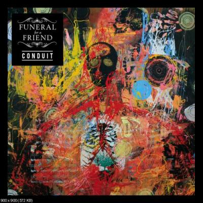 Funeral For A Friend 'Conduit' (Distiller Records 2013)